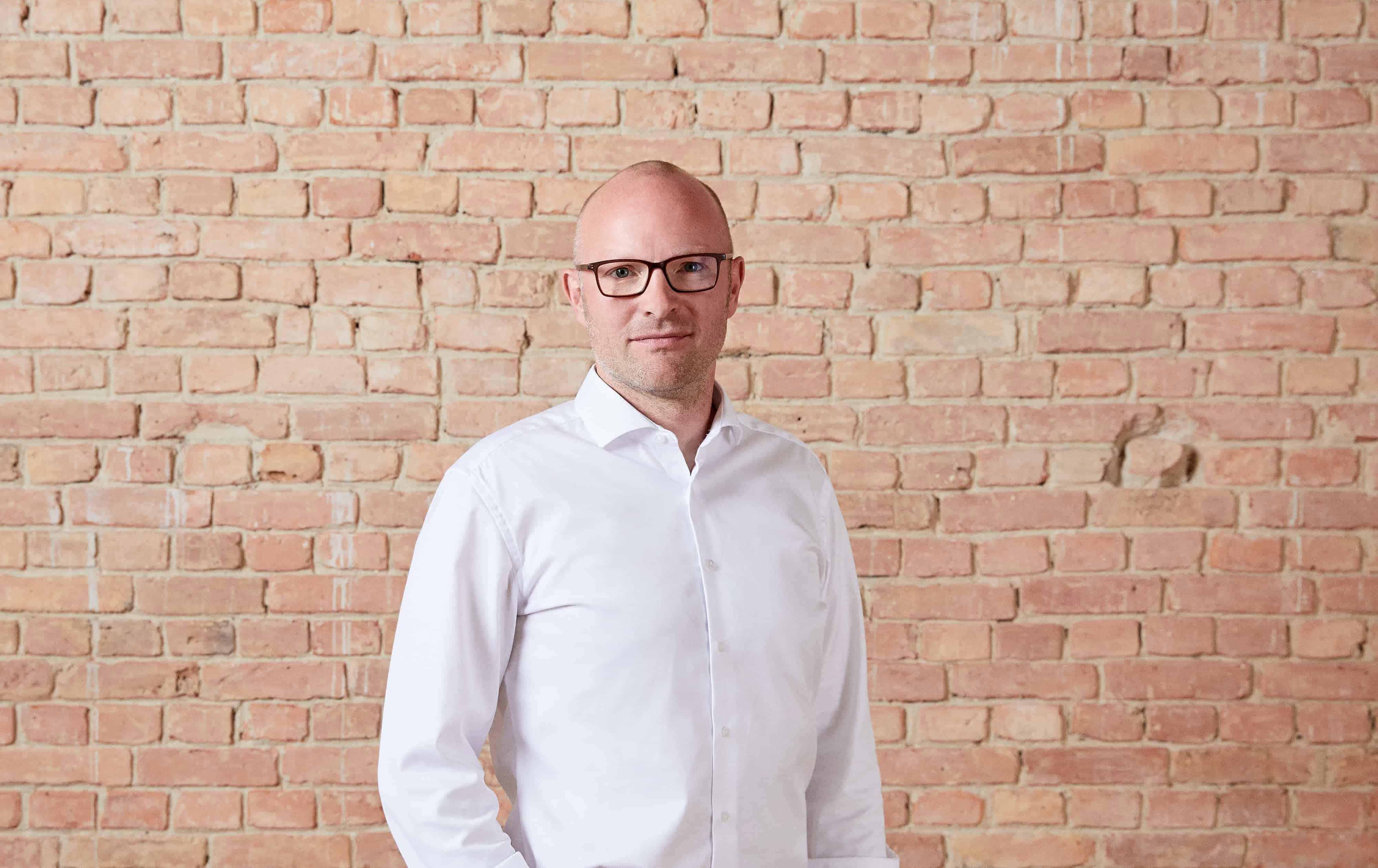 Portrait Foto Dr.-Ing. Christoph Böhm